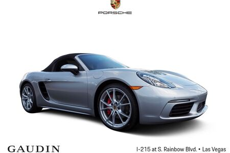 2019 718 Boxster S picture #1