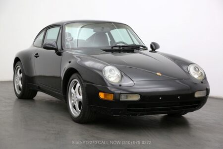 1995 1995 Porsche 993 Coupe picture #1