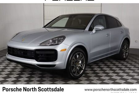 2020 Cayenne Turbo Coupe AWD picture #1