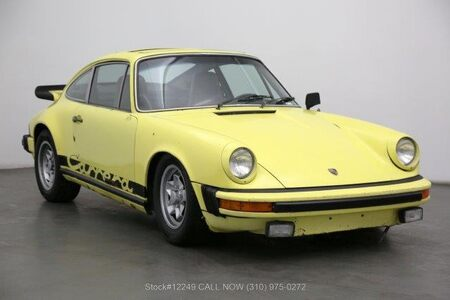 1975 1975 Porsche Carrera Sunroof Coupe picture #1
