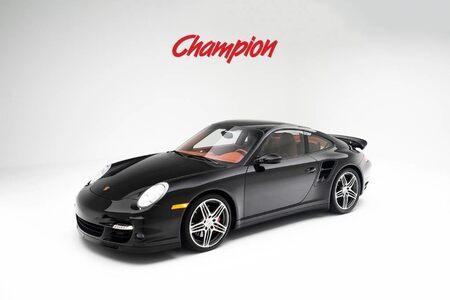 2009 Porsche 911 Turbo picture #1