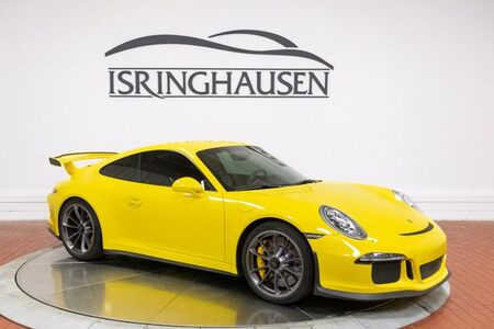 2015 911 GT3 picture #1