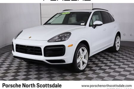 2020 Cayenne S AWD picture #1