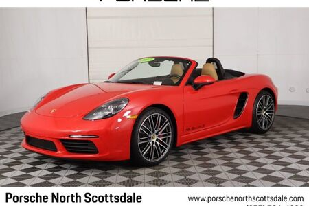2017 718 Boxster S Roadster picture #1