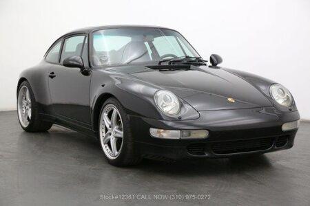 1995 Porsche 993 Coupe picture #1