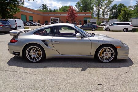 2011 911 Turbo S picture #1