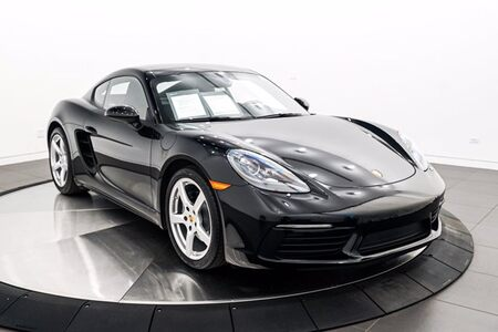 2019 718 Cayman Base picture #1