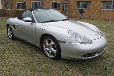 2000 Boxster S Boxster S Boxster S picture #1