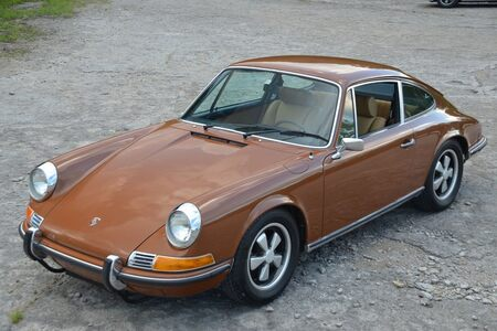 1972 911 T picture #1