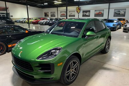 2019 Macan S picture #1