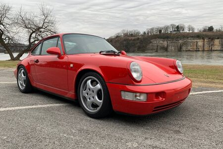 1992 Carrera RS picture #1