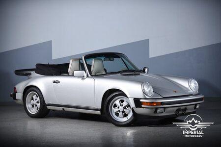 1989 911 2dr Cabriolet 5-Spd 2dr Cabriolet 5-Spd picture #1