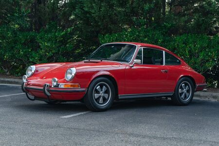 1972 911T picture #1
