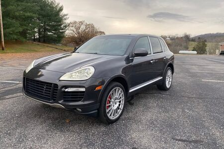2009 Cayenne Turbo S Turbo S picture #1
