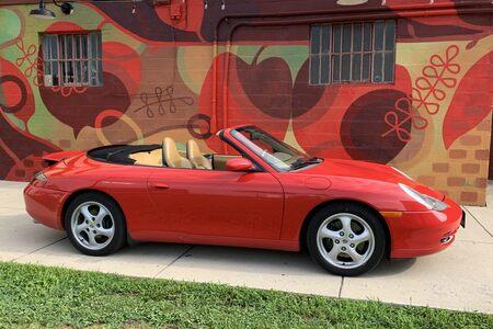1999 911 Carrera Hardtop Cabriolet picture #1