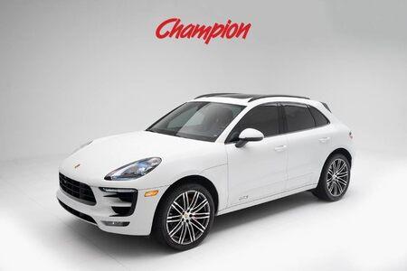 2018 Porsche Macan GTS picture #1