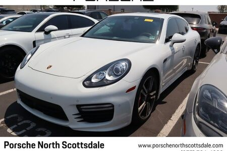 2014 Panamera 4dr Hatchback Turbo picture #1