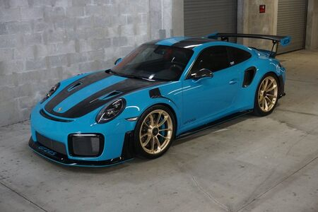 2019 911 GT2 RS Weissach GT2 RS Weissach picture #1