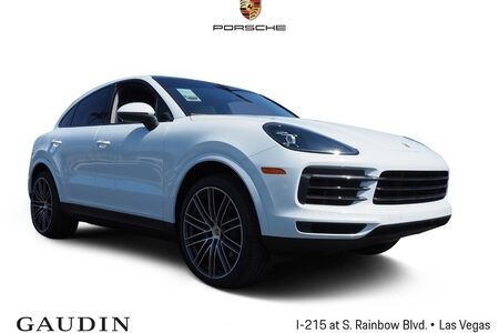 2020 Cayenne Coupe Base picture #1
