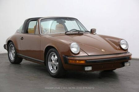 1978 911SC Targa picture #1