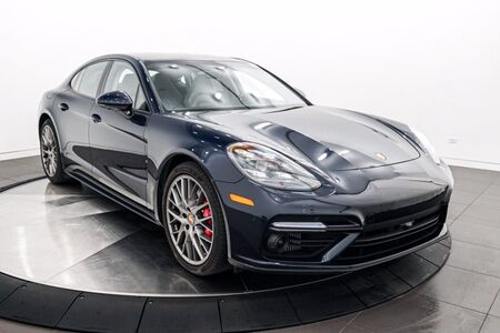 2017 Panamera Turbo picture #1