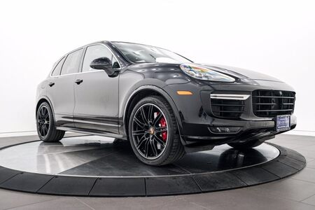 2016 Cayenne GTS picture #1