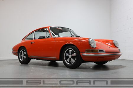 1968 911L European Spec picture #1