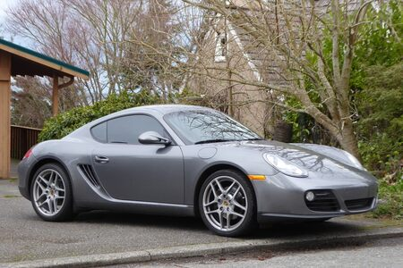 2010 Cayman Base Model picture #1