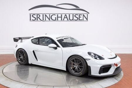 2019 718 Cayman Clubsport Competition picture #1