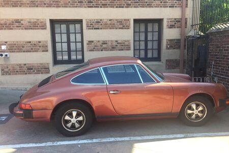 1976 Porsche 912E picture #1