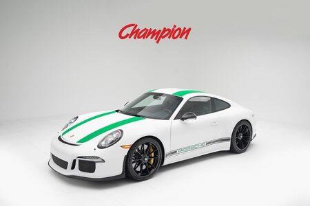 2016 Porsche 911 R picture #1