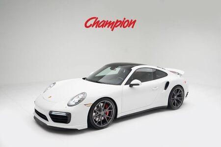 2017 Porsche 911 Turbo picture #1