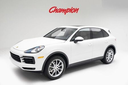 2020 Porsche Demo Sale Cayenne picture #1