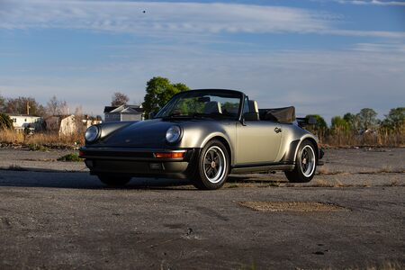 1987 911 Turbo Cabriolet picture #1