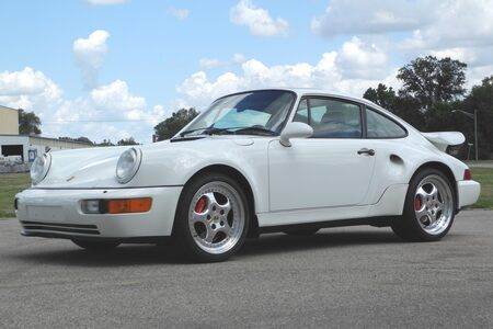 "1994 Porsche 964 Turbo S ""Package car""#1 picture #1"