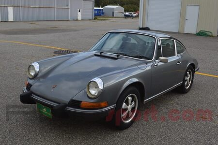 1973 Porsche 911T Coupe Garage Find picture #1