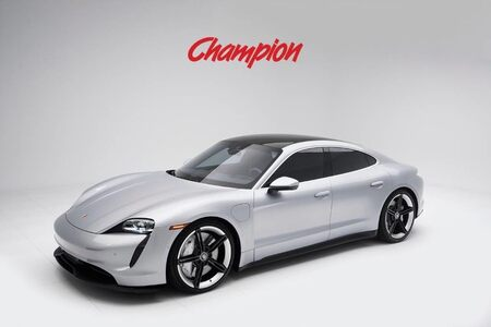 2020 Porsche Taycan 4S picture #1
