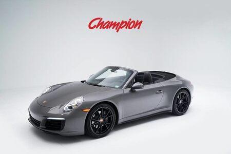 2018 Porsche 911 Carrera 4 Cab picture #1