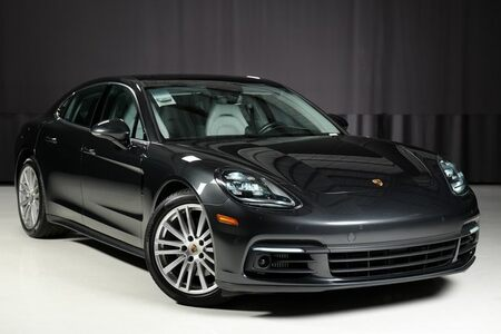 2017 Panamera 4S picture #1