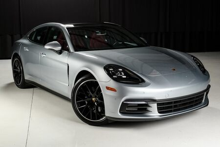 2020 Panamera 4S picture #1