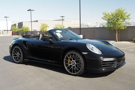 2019 911 Turbo S picture #1