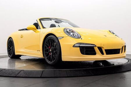2015 911 Carrera GTS picture #1