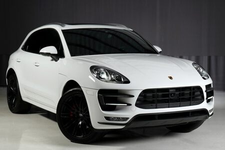 2018 Macan Turbo picture #1