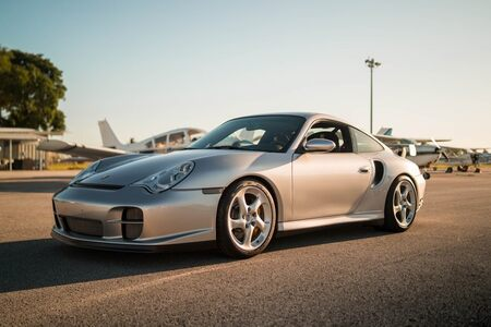 2001 911 Clubsport Clubsport picture #1