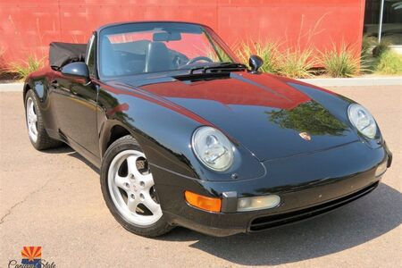 1996 911 Carrera 2dr Carrera Cabriolet 6-Spd Manual 2dr Carrera Cabriolet 6-Spd Manual picture #1