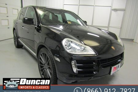2008 Cayenne S S picture #1