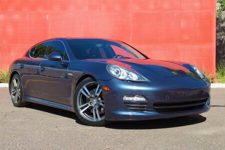 2011 Panamera S V8 picture #1