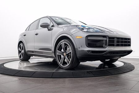 2020 Cayenne Turbo Coupe picture #1