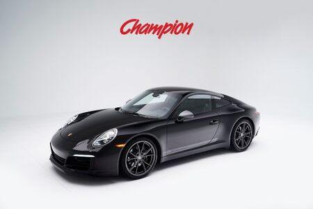 2019 Porsche 911 Carrera T picture #1