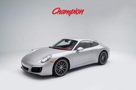 2017 Porsche 911 Carrera picture #1